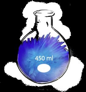 Inventory Blue Beaker