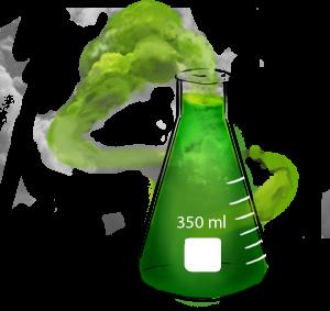Inventory Green Beaker