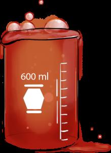 Inventory Red Beaker